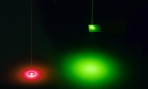 DOE Linsen Optische Encoder